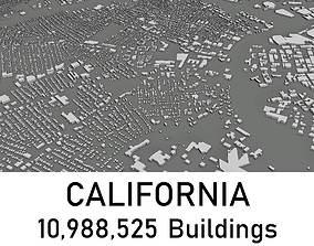 California - 10988525 3D Buildings realtime