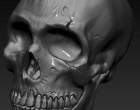 scarface 3D print model