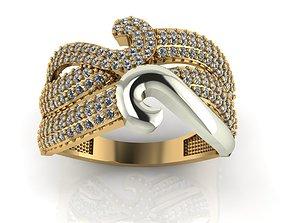 3D printable model ring stone 141
