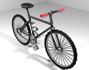 Bicycle - Mountianbike 3D model