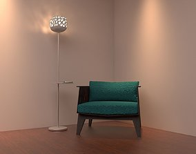 Floor lamps - 11 types 3D