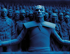 3D printable model Game of Thrones - Night King - 1