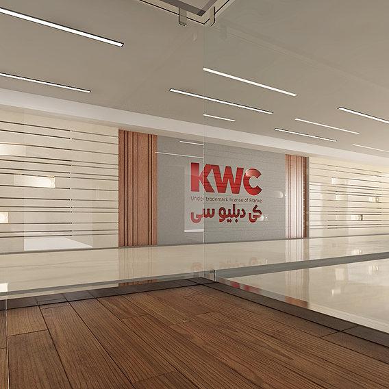 KWC parking design