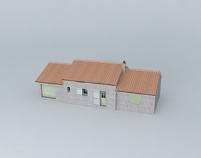 A house 3D model