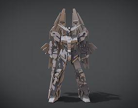Unicorn 03 Phenex 3D printable model