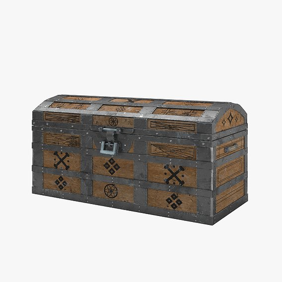 Medieval Chest