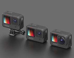 GoPro HERO 9 3D