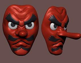 3D printable model Demon Slayer Kimetsu no Yaiba Urokodaki