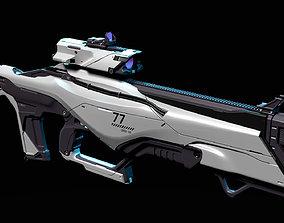 3D Concept sci fi weapon2