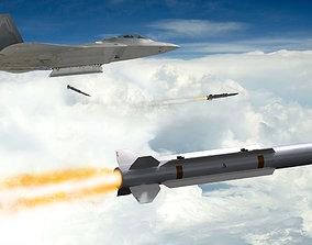 3D Peregrine Missile