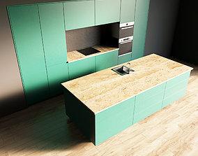 3D model 66-Kitchen6 matte 6