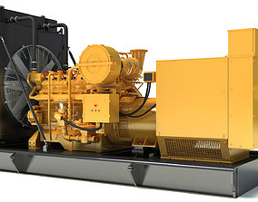 Generator Engine 3D