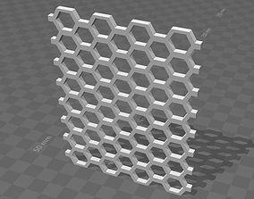 3D print model Honeycomb structure