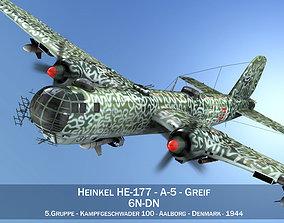 3D Heinkel He-177 A-5 - Greif - 6NDN