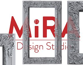 Frame 50 decor 3D printable model