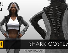 3D model SHARK COSTUME