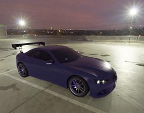 3D model Free Sportive Car