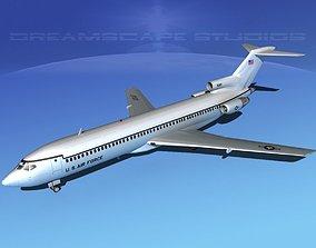 3D model Boeing C-22B USAF 3