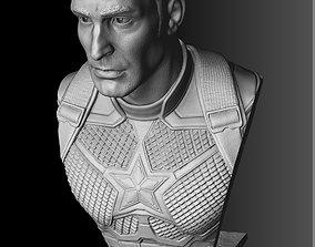 Capitan America 3D printable model