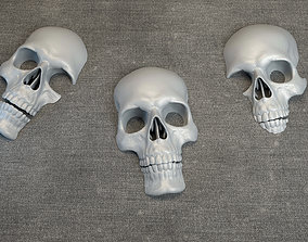 3D printable model Skulls - Wall Decoration