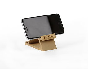 3D print model STAND - The different smartphone holder