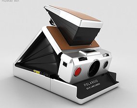 3D Polaroid SX-70