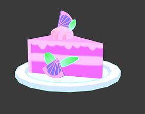 cakee 3D asset