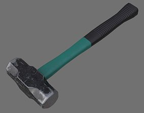 Sledgehammer 1B 3D asset