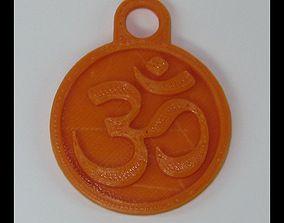 OM - Pendant 05 3D print model