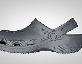 crocs classics stl 3D printable model