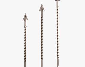 3D model Spear 001