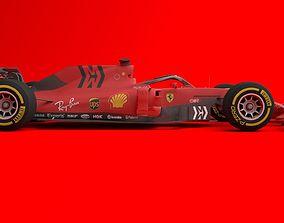 Ferrari SF-90 MISSIONWINNOW 3D MODEL VR / AR ready