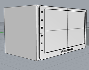 Pioneer DMH-2660NEX 3D