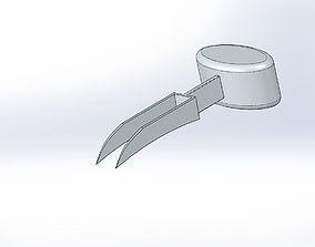 3D print model Double Claw