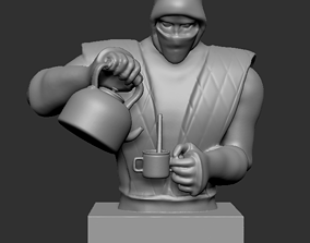 3D print model Scorpion Matero