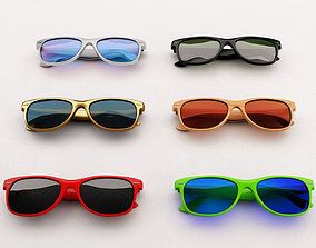 3D asset Sunglasses
