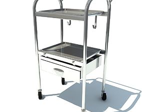 3D model Medical Table