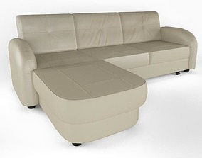 angular sofa 3D