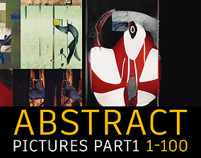 Abstract Environment Painting part 1 3D