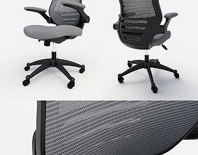 midnight Modway Chair 3D model