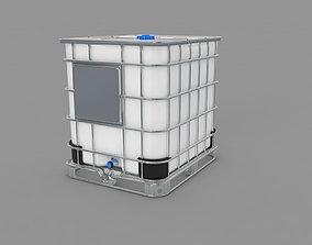 3D Water Tank IBC