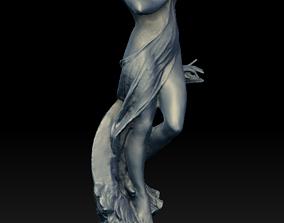 Woman Sculpture 3D