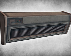 3D model Air condition Unit 06