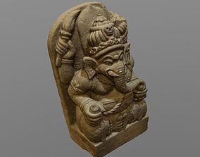 Ganesha Statue 3D