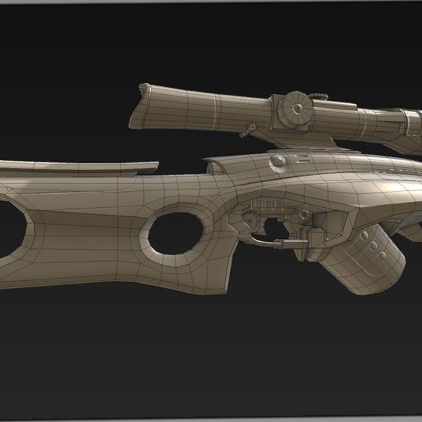 Reaver Sniper Rifle