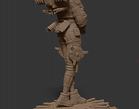 ApexLegends Wattson 3D print model