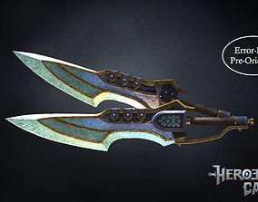 3D print model Monster Hunter World - Lunastra Empress