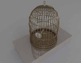 3D other bird cage