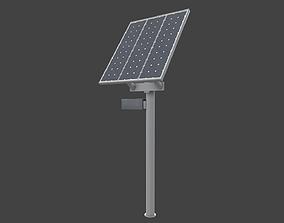 solar collector 14 3D model
