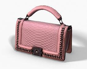 PBR Pink Pochette - 3D Photoscanned PBR